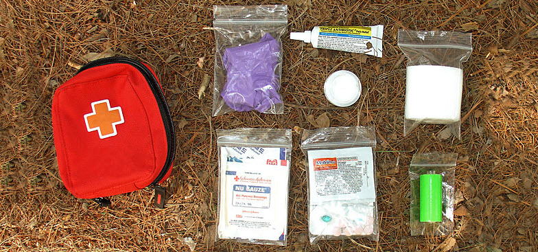 A first aid kit - no longer essential? Image courtesy of Deacon, Creative Commons http://goo.gl/am6pj5