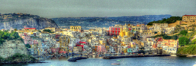 Procida Italy is a great place off the beaten track to visit