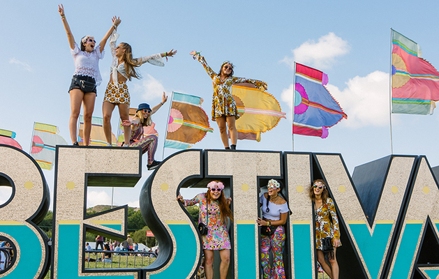 Bestival on the Isle of Wight has a different theme each year