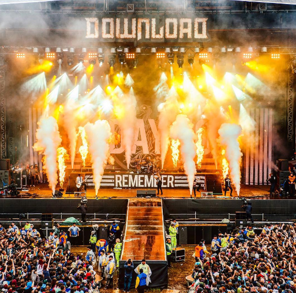 Download Festival is the best place to see your favourite metal acts