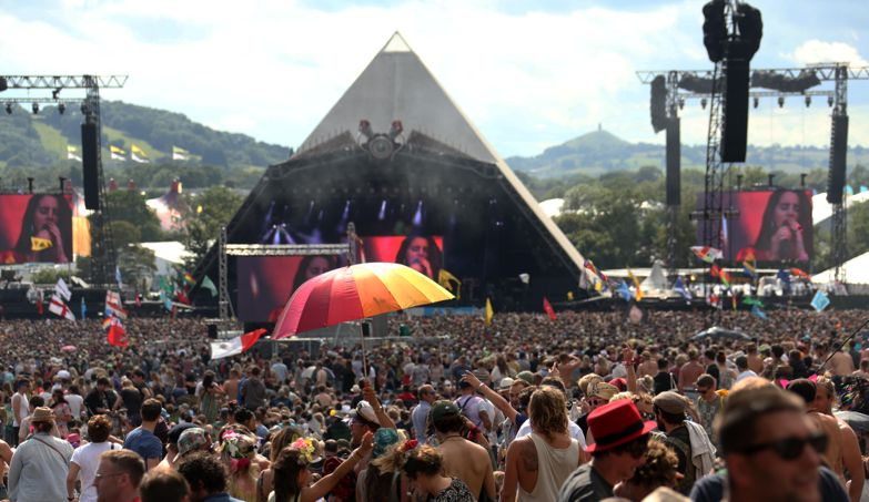 glastonbury is one of the most popular festivals in the world and this year is no exception