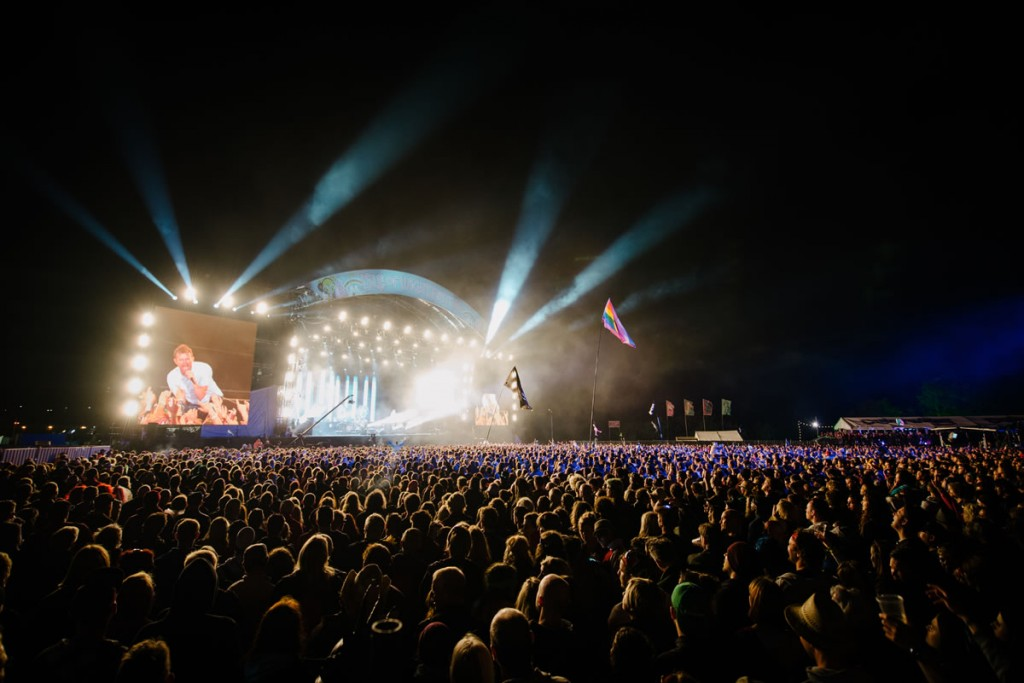 The Isle of Wight Festival is a great excuse to travel to the Isle of Wight