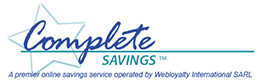 Complete Savings UK Retina Logo