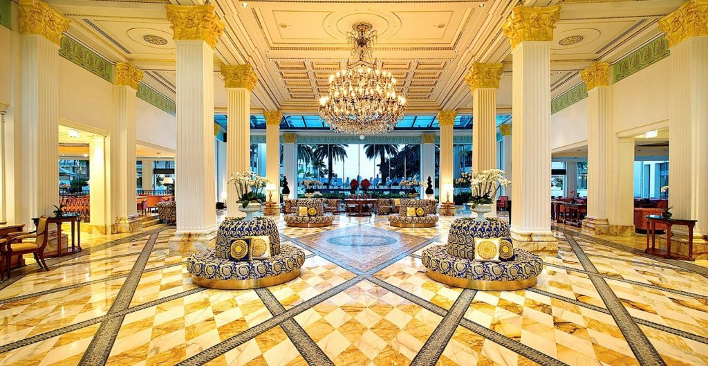 The Palazzo Versace on Australia's Gold Coast