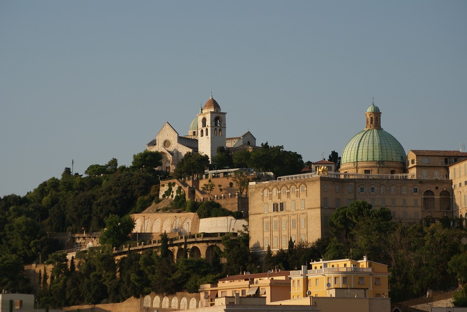 Ancona Italy alternative holiday destination