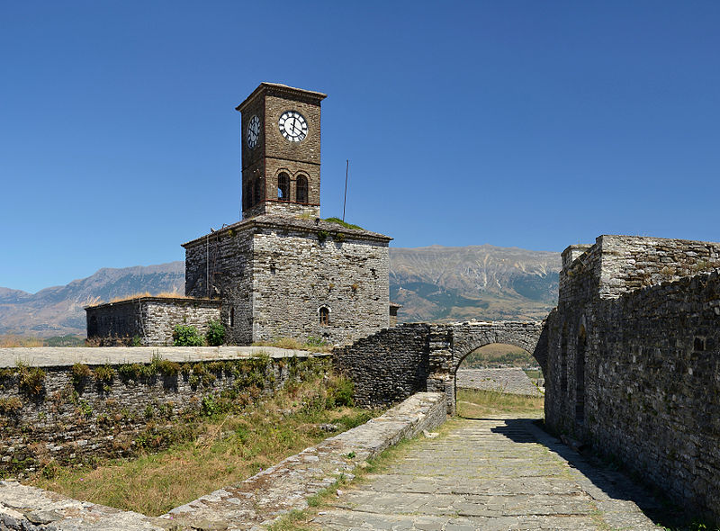 Gjirokaster Albania alternative holiday destination