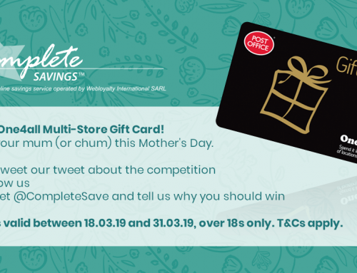 Complete Savings Mother's Day Giveaway!